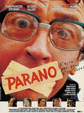affiche du film Parano