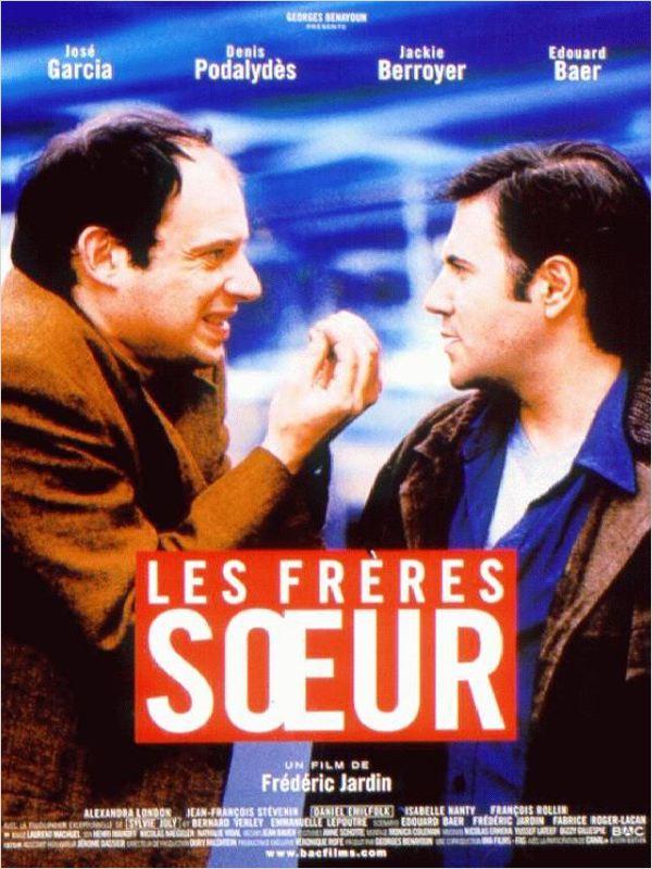affiche du film Les frères Sœur