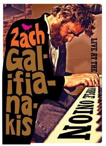 affiche du film Zach Galifianakis: Live at the Purple Onion