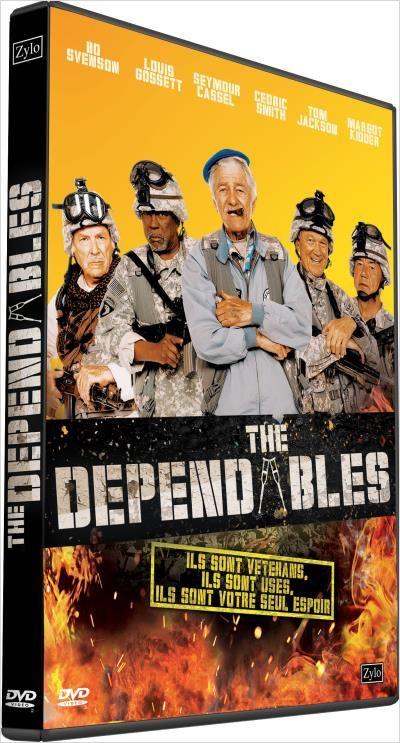 affiche du film The Dependables