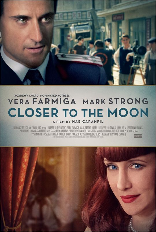 affiche du film Closer to the Moon