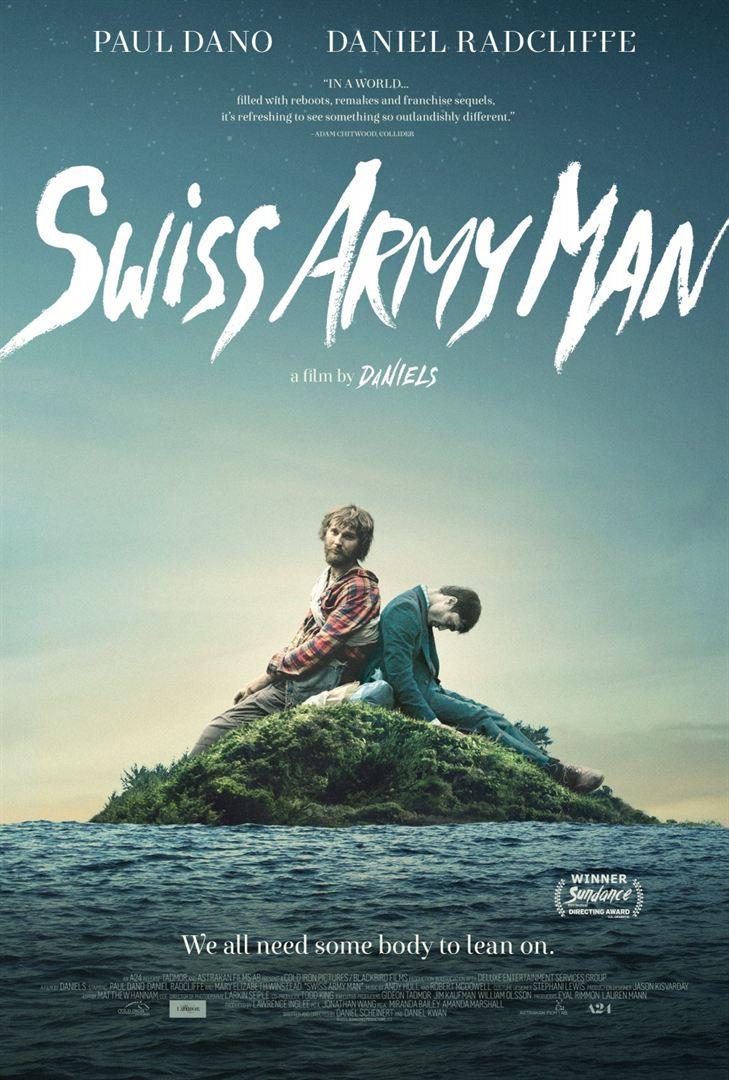 affiche du film Swiss Army Man