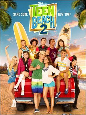 affiche du film Teen Beach 2 (TV)