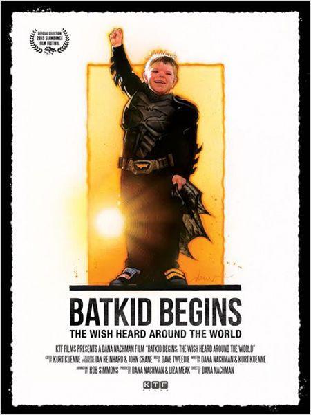 affiche du film Batkid Begins