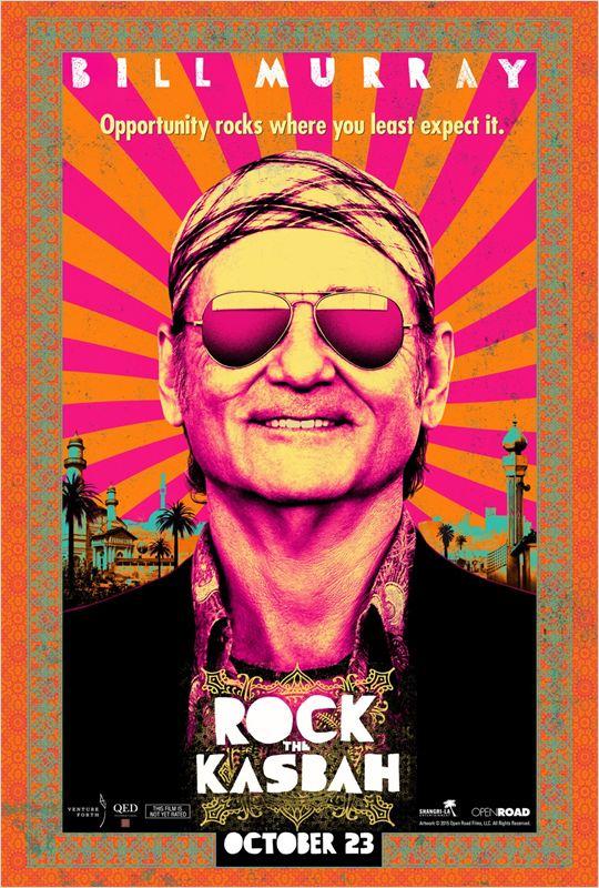 affiche du film Rock the Kasbah