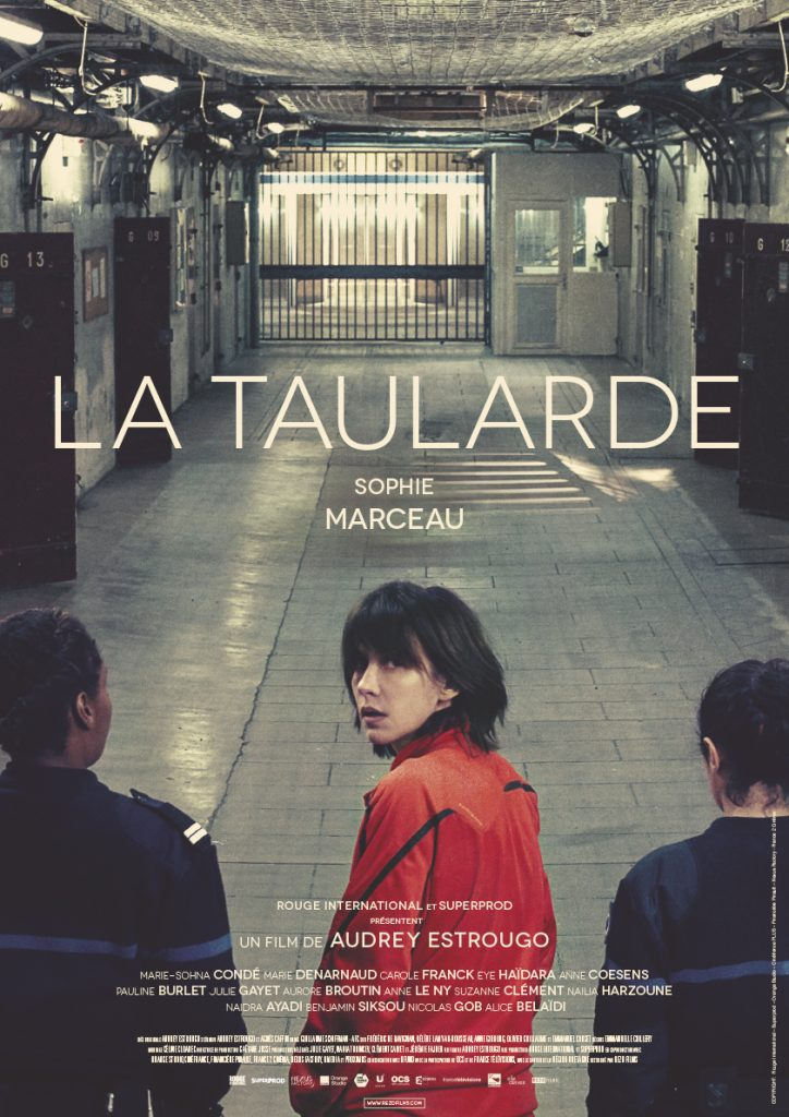 affiche du film La Taularde