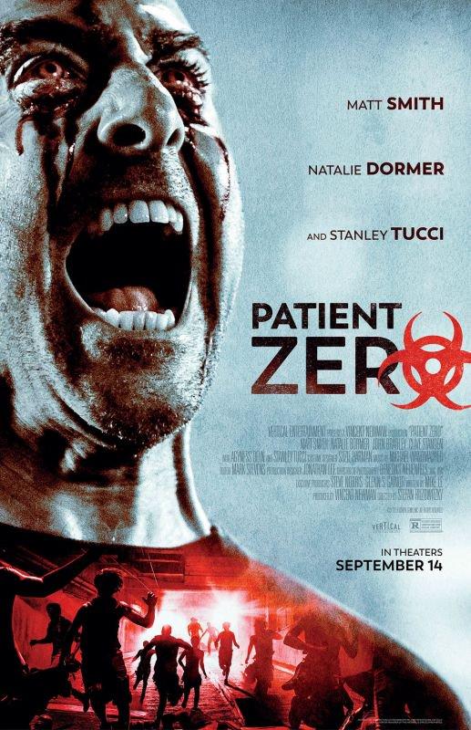 affiche du film Patient Zero