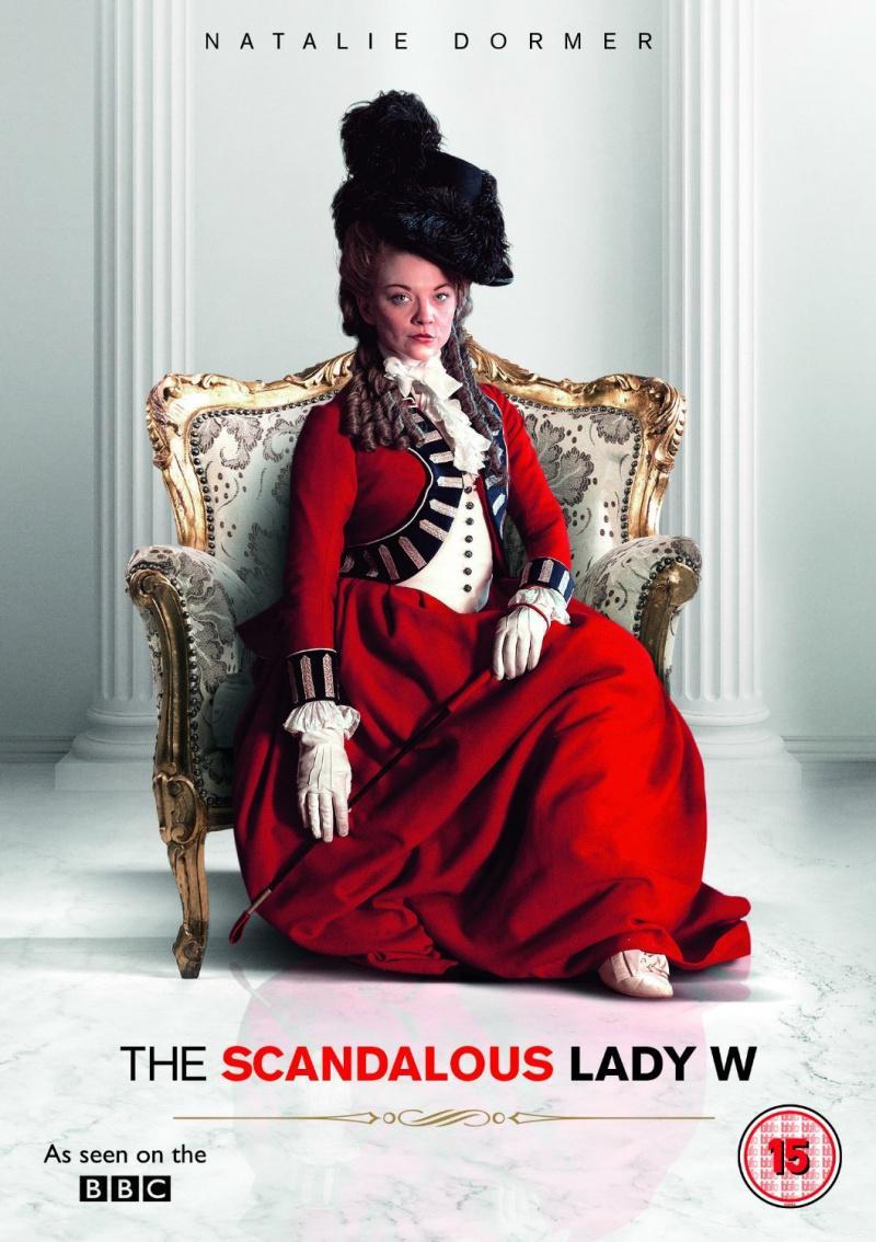 affiche du film The Scandalous Lady W (TV)