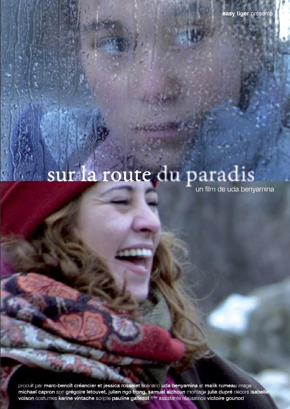 affiche du film Sur la route du paradis