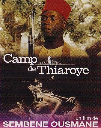 affiche du film Camp de Thiaroye