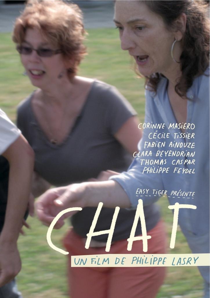 affiche du film Chat
