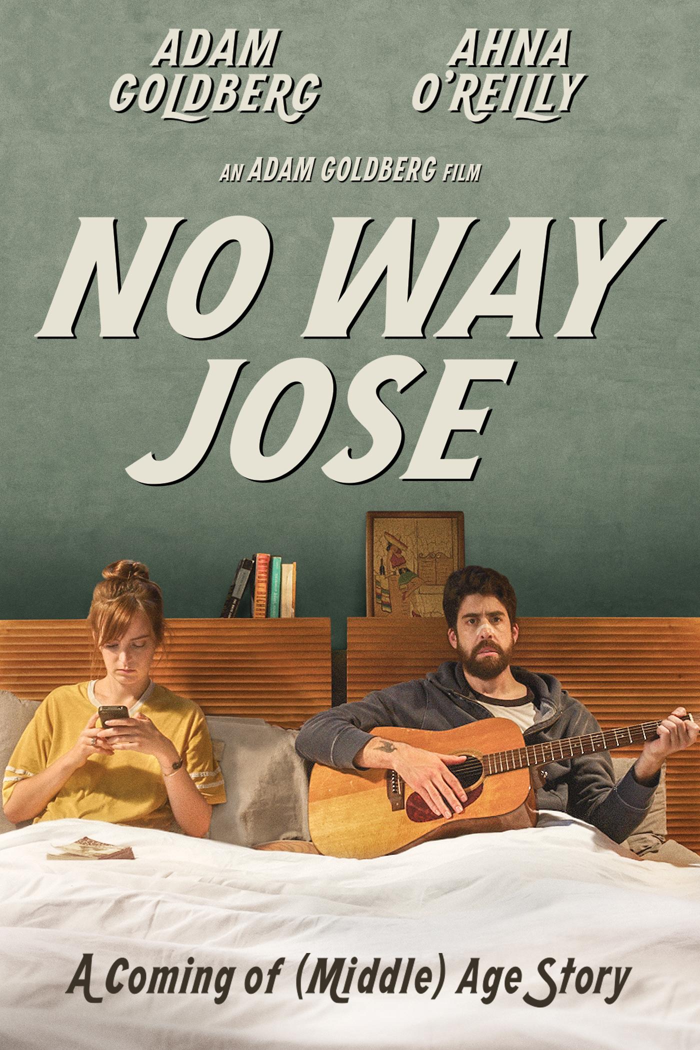 affiche du film No Way Jose