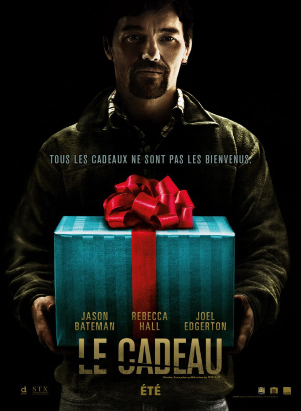affiche du film Le cadeau