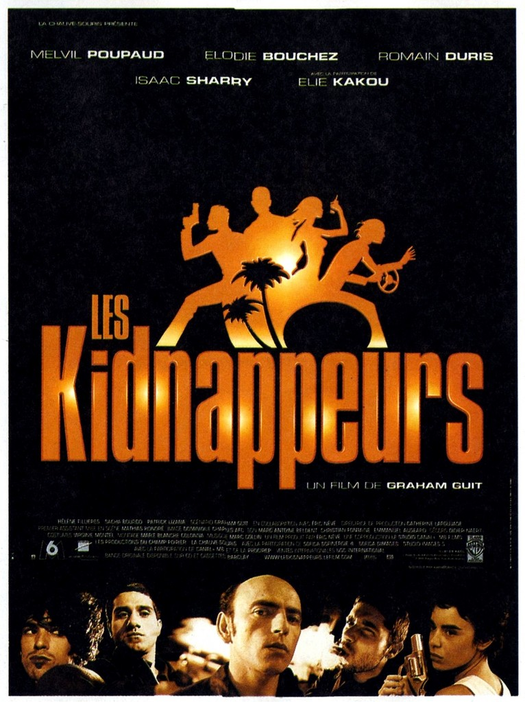 affiche du film Les Kidnappeurs