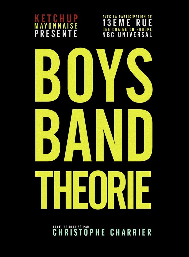 affiche du film Boys Band Theorie