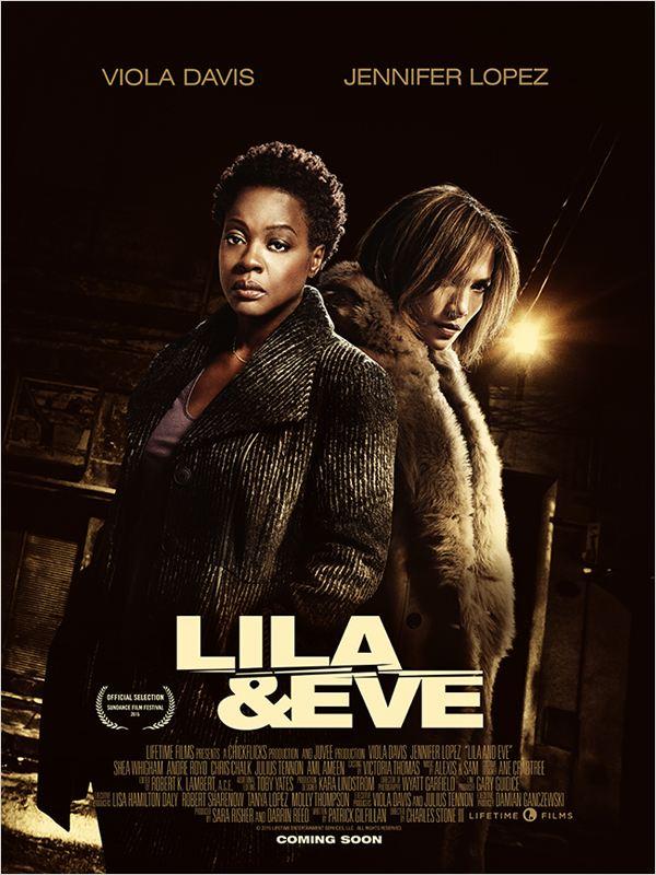 affiche du film Lila & Eve