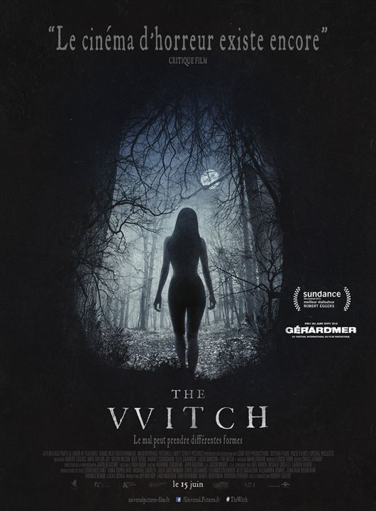 affiche du film The Witch