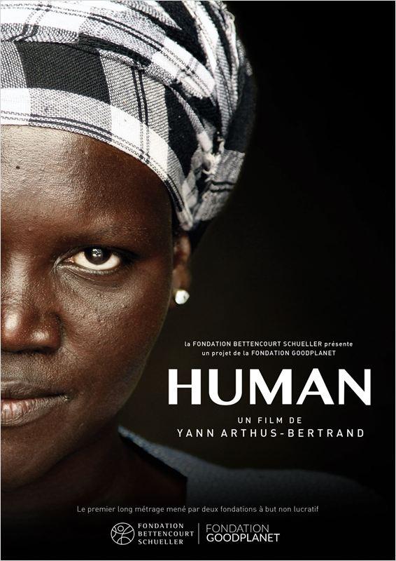 affiche du film Human