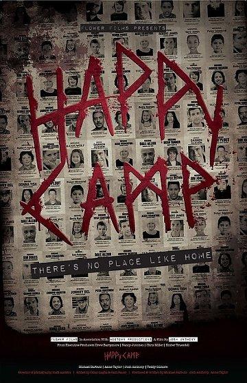 affiche du film Happy Camp