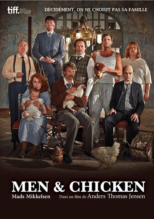 affiche du film Men & Chicken