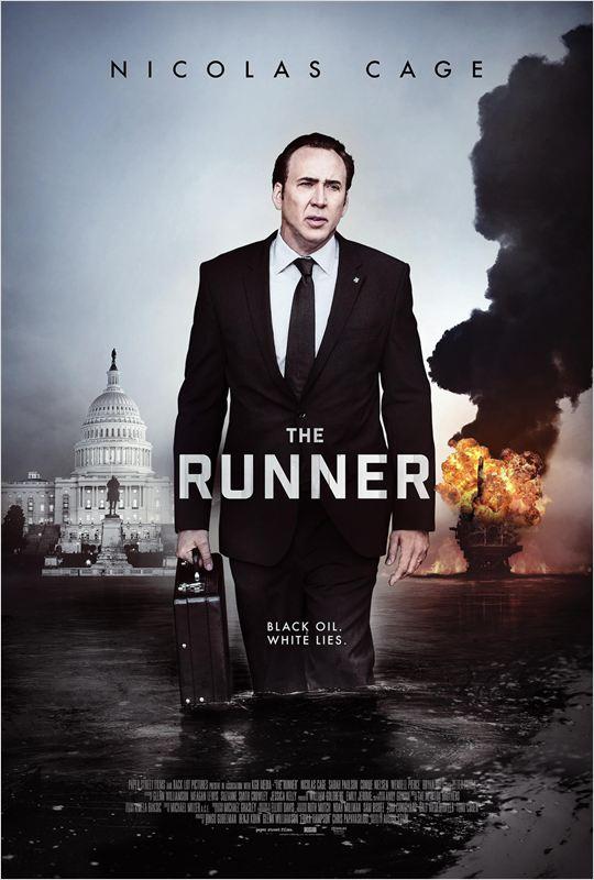 affiche du film The Runner
