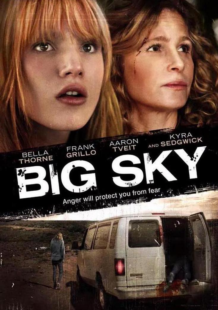affiche du film Big Sky