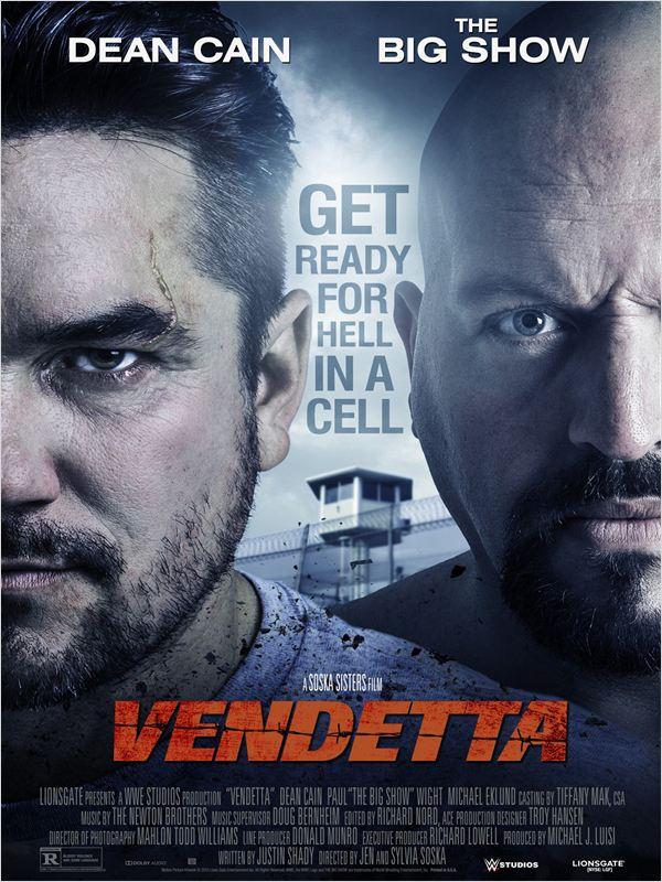 affiche du film Vendetta