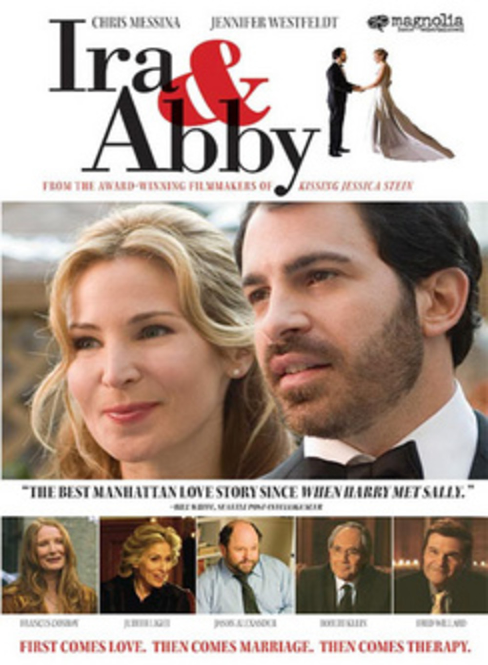 affiche du film Ira and Abby