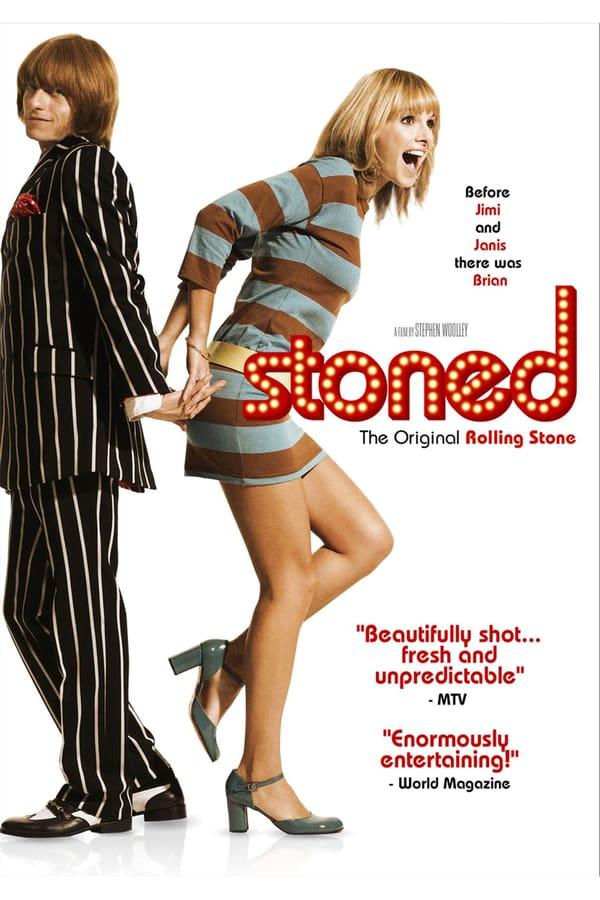 affiche du film Stoned