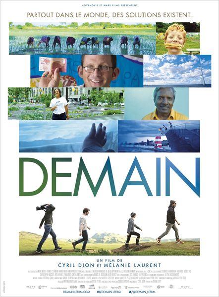 affiche du film Demain (2015)