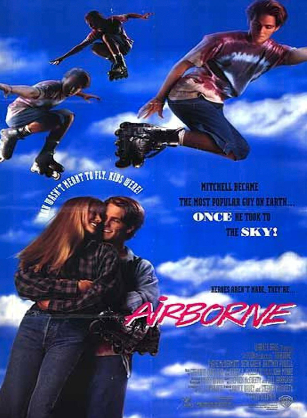 affiche du film Airborne