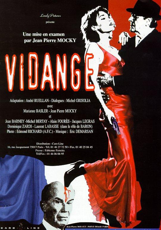 affiche du film Vidange