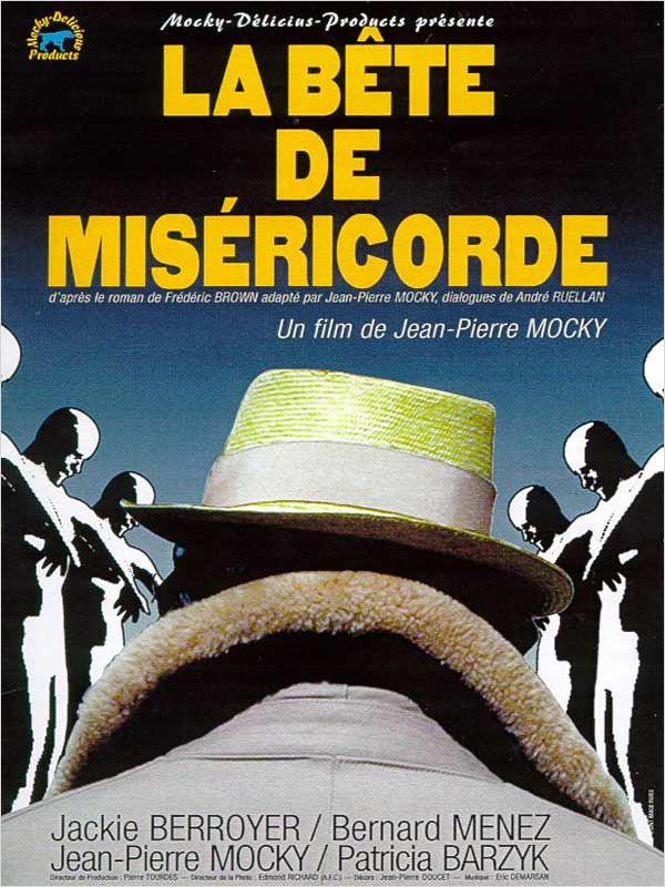 affiche du film La bête de miséricorde