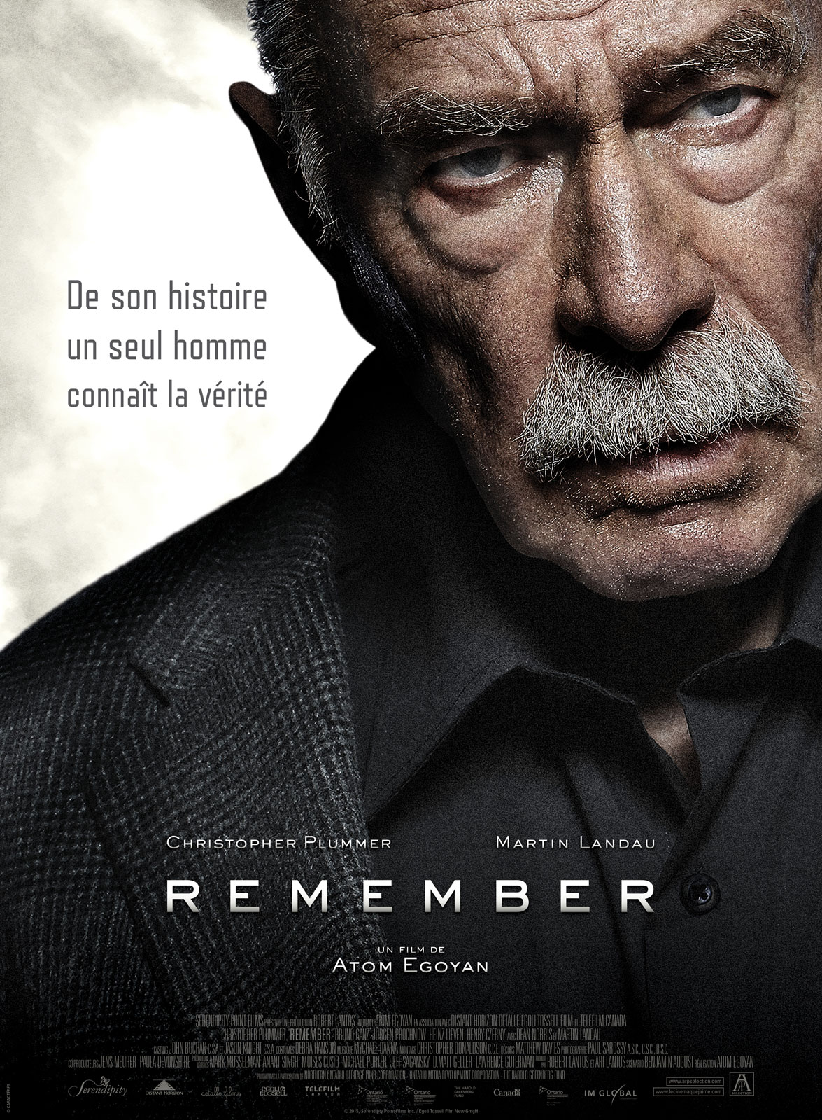 affiche du film Remember