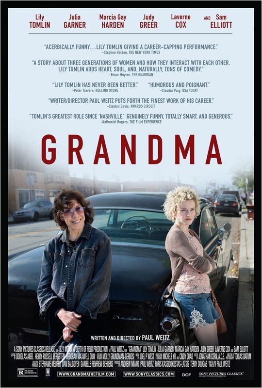 affiche du film Grandma