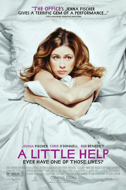 affiche du film A Little Help