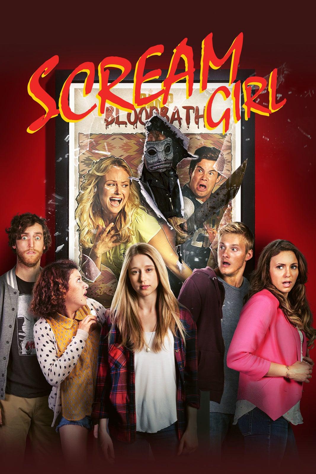 affiche du film Scream Girl