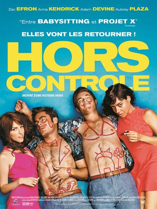 affiche du film Hors Contrôle