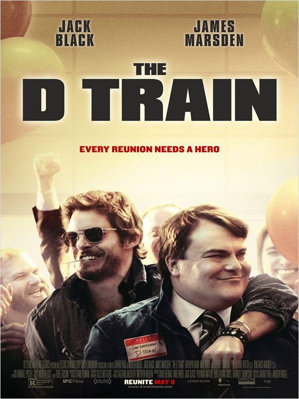 affiche du film The D-Train