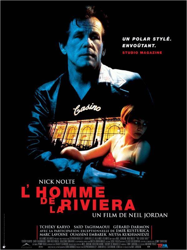 affiche du film L'Homme de la Riviera