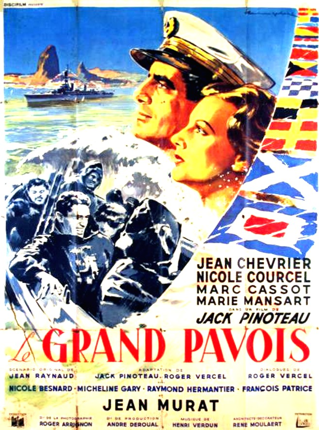 affiche du film Le Grand Pavois