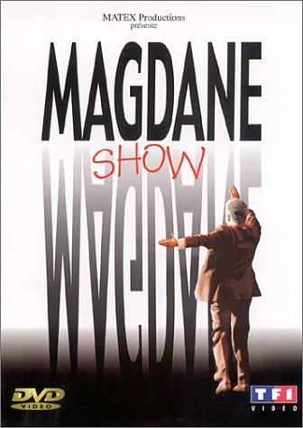 affiche du film Roland Magdane: Magdane Show