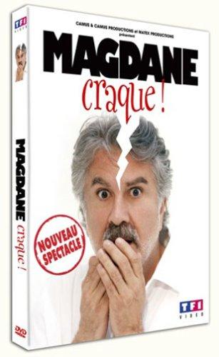 affiche du film Roland Magdane: Magdane craque !