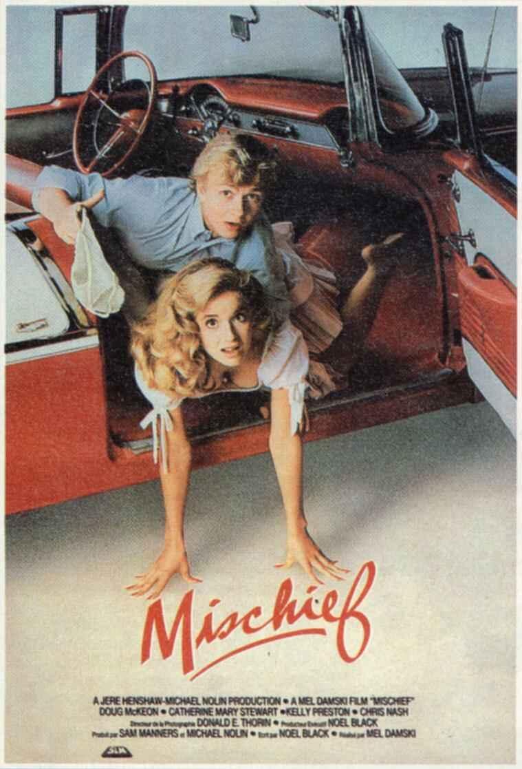 affiche du film Mischief