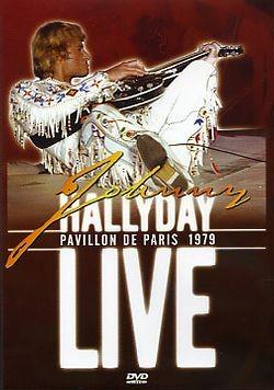 affiche du film Johnny Hallyday: Pavillon de Paris 1979 (live)