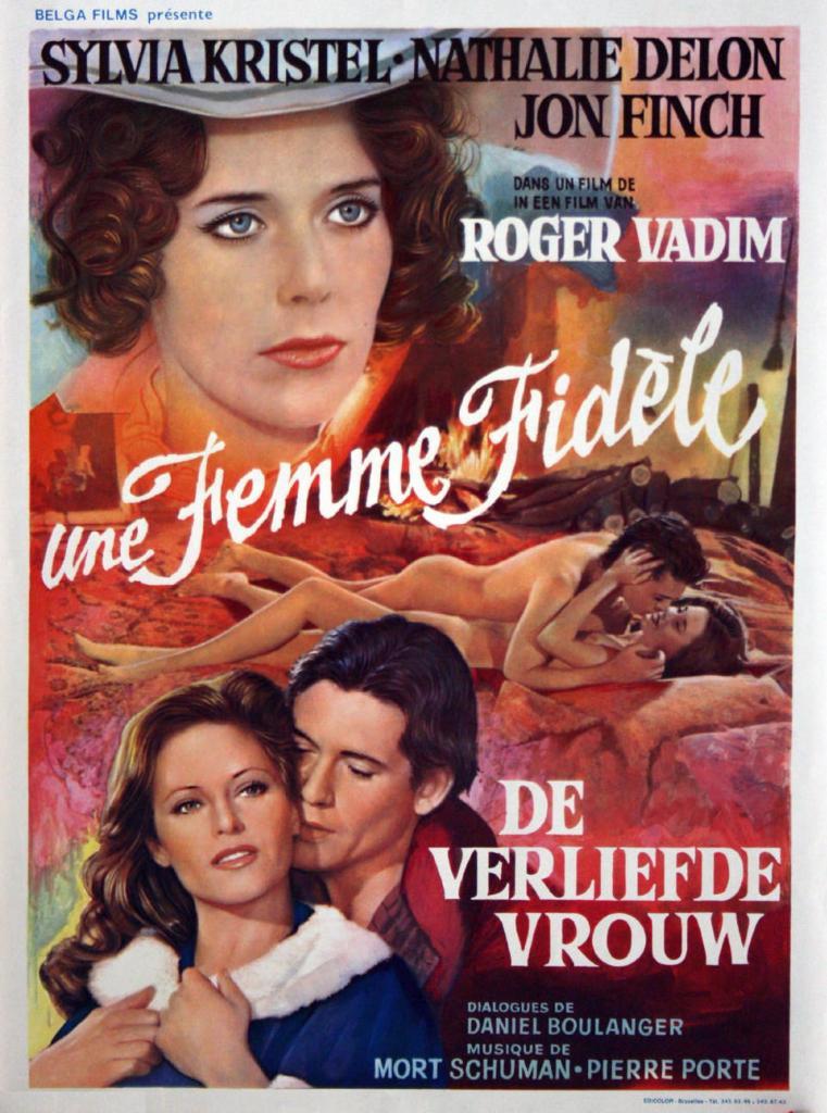 affiche du film Une Femme fidèle