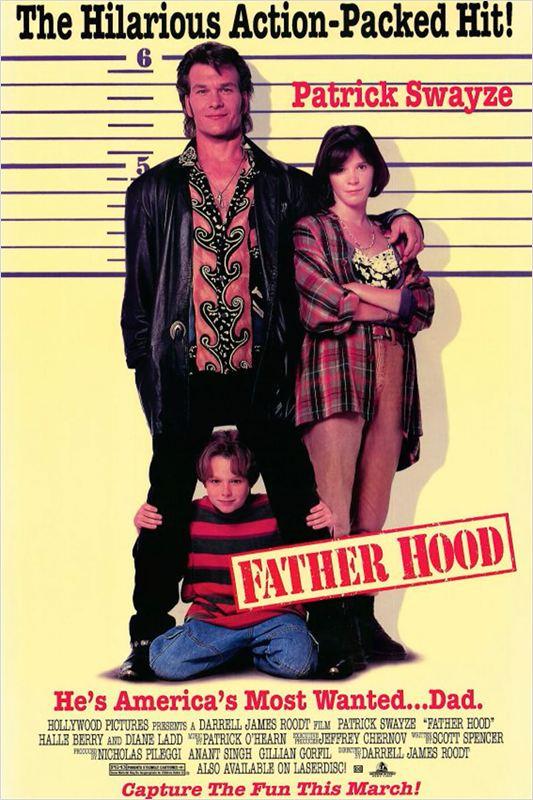 affiche du film Un Père en cavale