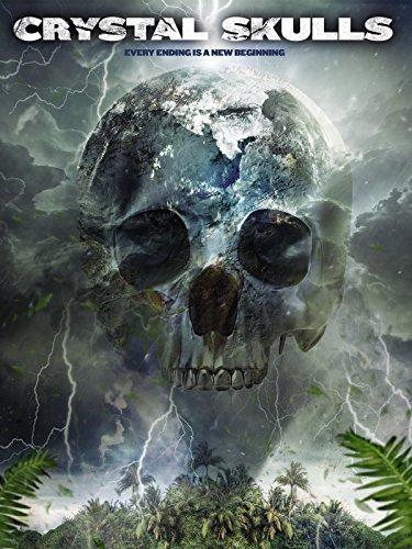 affiche du film La légende des crânes de cristal (TV)
