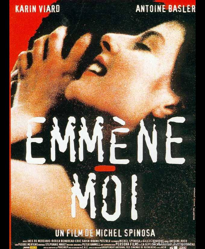 affiche du film Emmène-moi