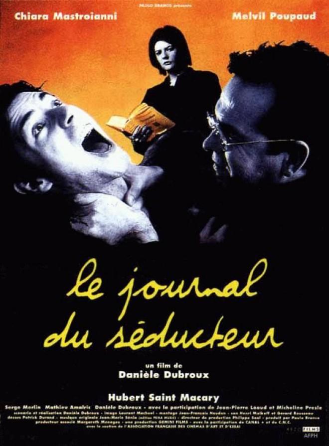 affiche du film Le Journal du séducteur